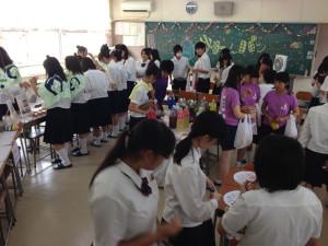木曽川高校文化祭②