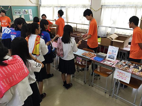 木曽川高等学校の文化祭2