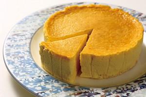 021-1ホワイトチョコレートの濃厚ベイクドチーズケーキ