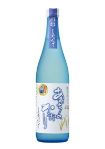 清酒特別本醸造「木曽三川しぼりたて『あいちのかおり』」